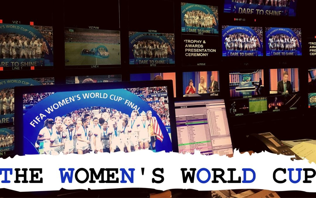 THE WOMEN'S WORLD CUP
